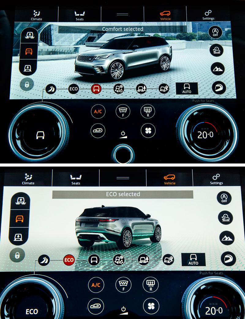 Fungují vysouvací kliky v Range Roveru Velar, i když auto obalí vrstva ledu?: - fotka 16