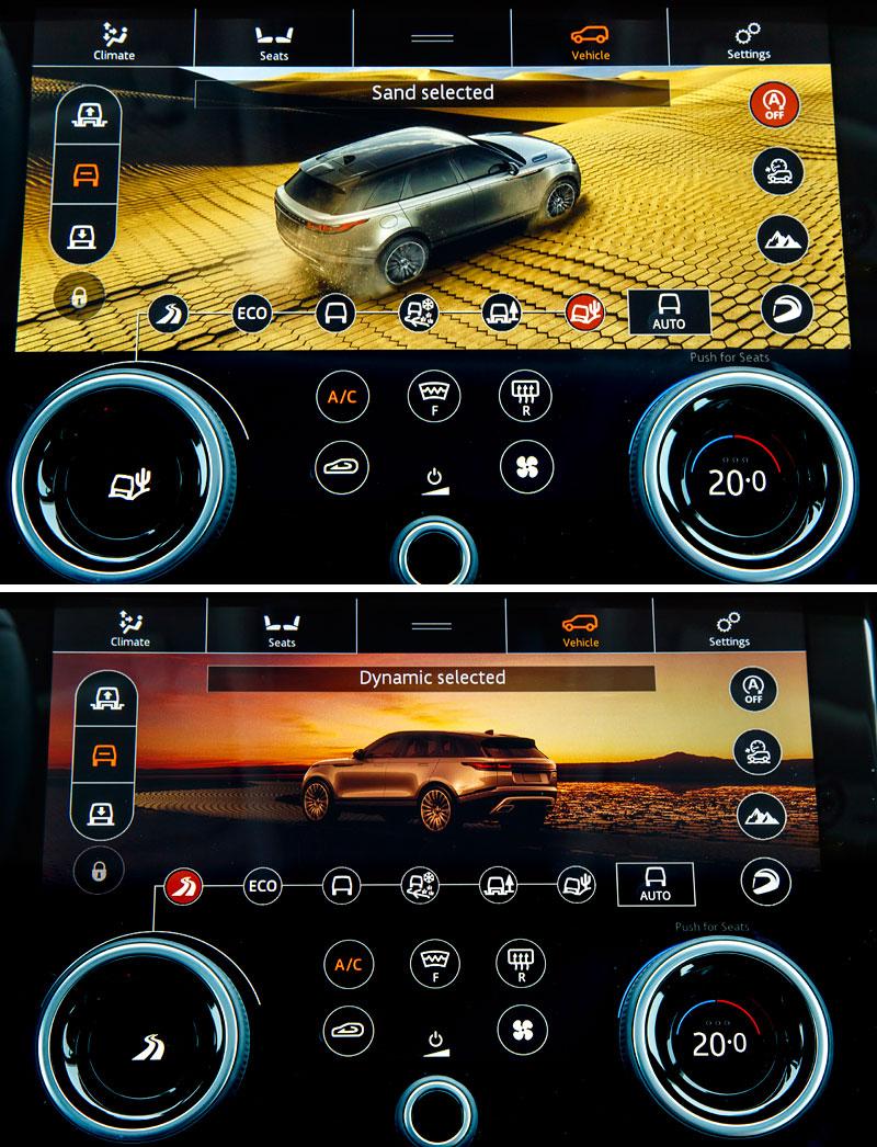 Fungují vysouvací kliky v Range Roveru Velar, i když auto obalí vrstva ledu?: - fotka 17