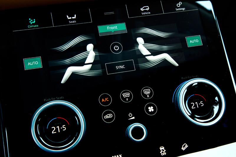 Fungují vysouvací kliky v Range Roveru Velar, i když auto obalí vrstva ledu?: - fotka 18