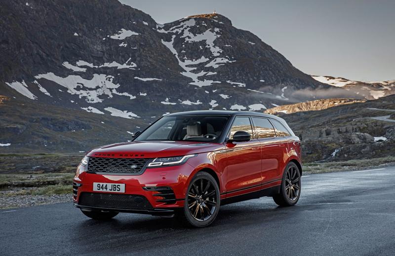 Fungují vysouvací kliky v Range Roveru Velar, i když auto obalí vrstva ledu?: - fotka 29