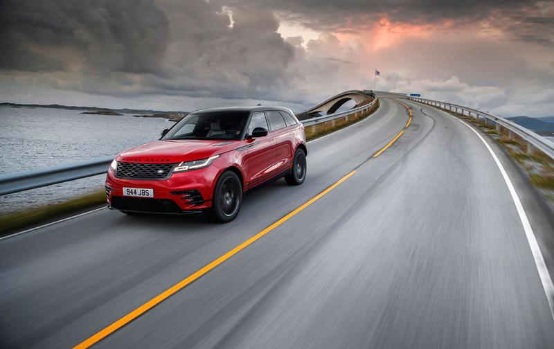Fungují vysouvací kliky v Range Roveru Velar, i když auto obalí vrstva ledu?: - fotka 37
