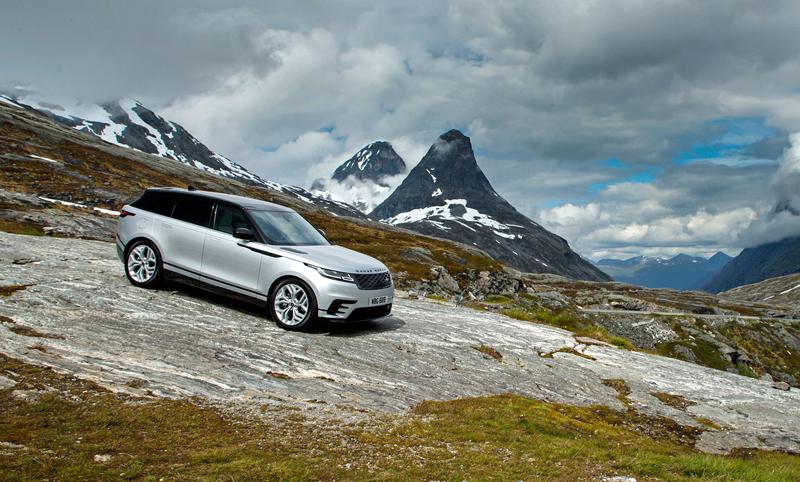 Fungují vysouvací kliky v Range Roveru Velar, i když auto obalí vrstva ledu?: - fotka 38