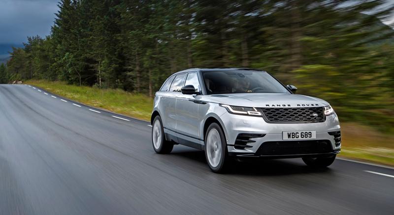 Fungují vysouvací kliky v Range Roveru Velar, i když auto obalí vrstva ledu?: - fotka 39