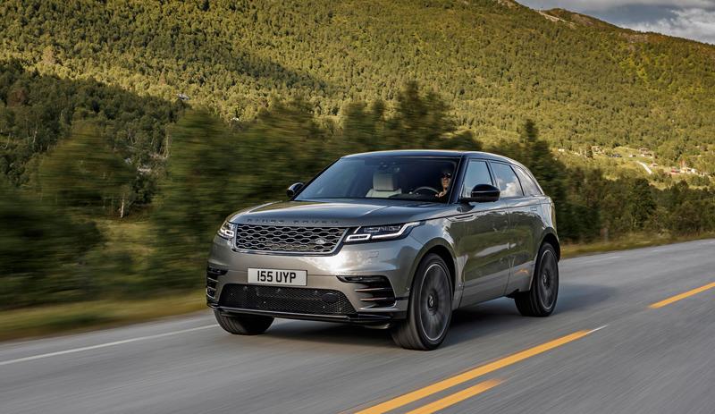 Fungují vysouvací kliky v Range Roveru Velar, i když auto obalí vrstva ledu?: - fotka 47