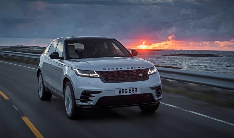 Fungují vysouvací kliky v Range Roveru Velar, i když auto obalí vrstva ledu?: - fotka 48
