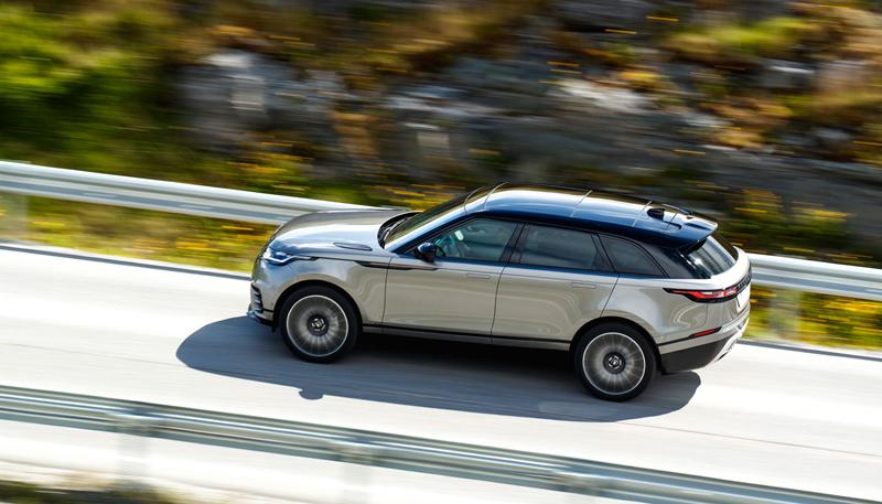 Fungují vysouvací kliky v Range Roveru Velar, i když auto obalí vrstva ledu?: - fotka 60