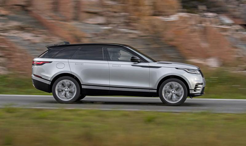 Fungují vysouvací kliky v Range Roveru Velar, i když auto obalí vrstva ledu?: - fotka 67