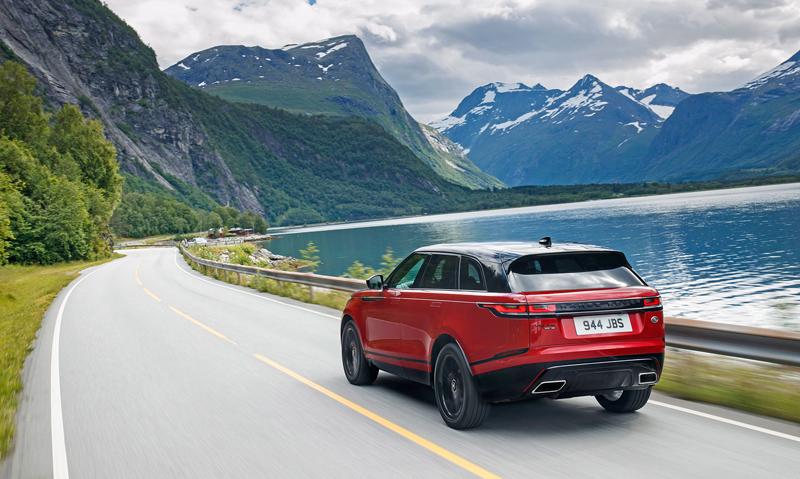 Fungují vysouvací kliky v Range Roveru Velar, i když auto obalí vrstva ledu?: - fotka 69