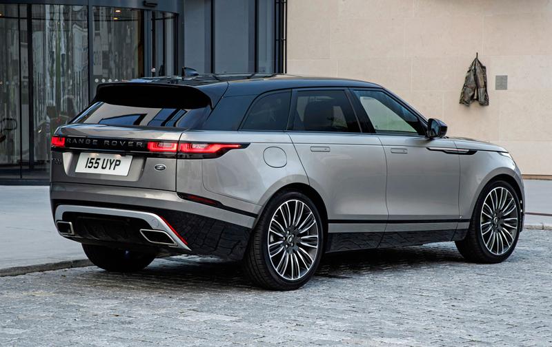 Fungují vysouvací kliky v Range Roveru Velar, i když auto obalí vrstva ledu?: - fotka 75