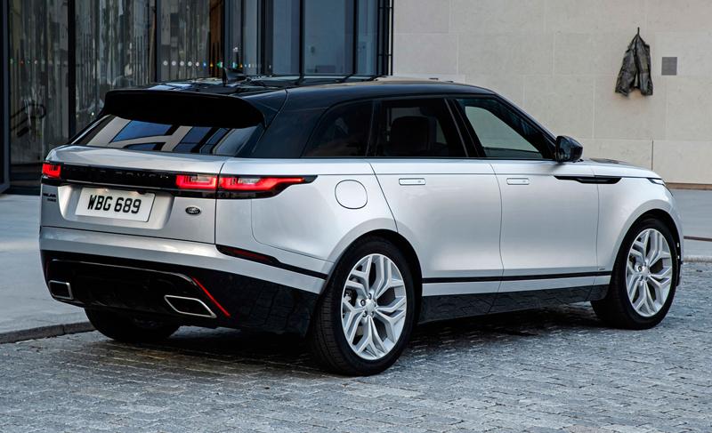 Fungují vysouvací kliky v Range Roveru Velar, i když auto obalí vrstva ledu?: - fotka 80