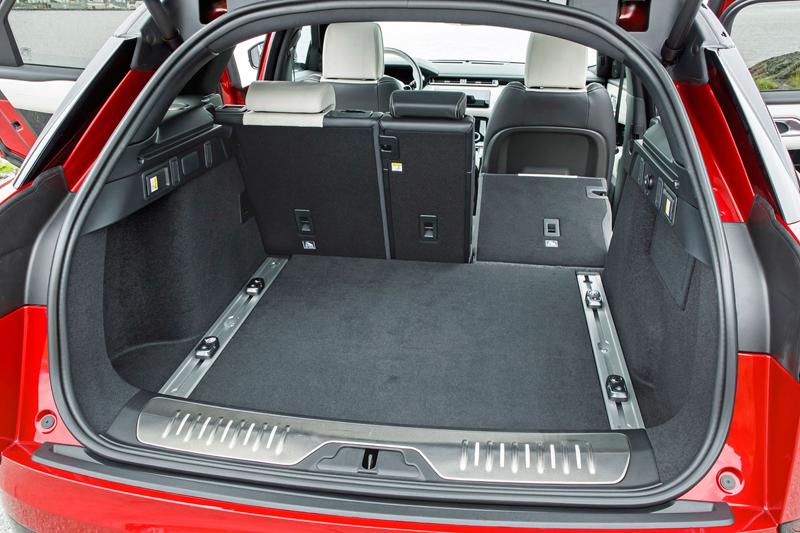 Fungují vysouvací kliky v Range Roveru Velar, i když auto obalí vrstva ledu?: - fotka 85