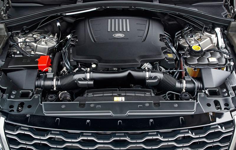 Fungují vysouvací kliky v Range Roveru Velar, i když auto obalí vrstva ledu?: - fotka 90