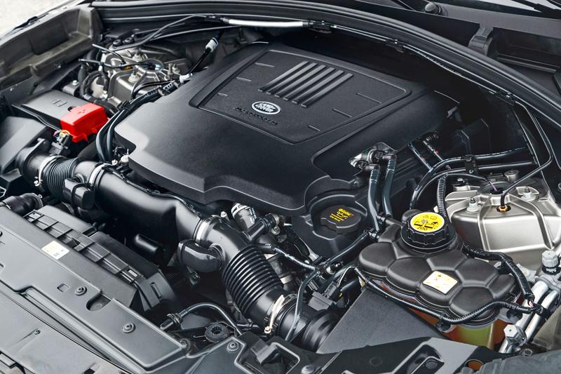 Fungují vysouvací kliky v Range Roveru Velar, i když auto obalí vrstva ledu?: - fotka 91