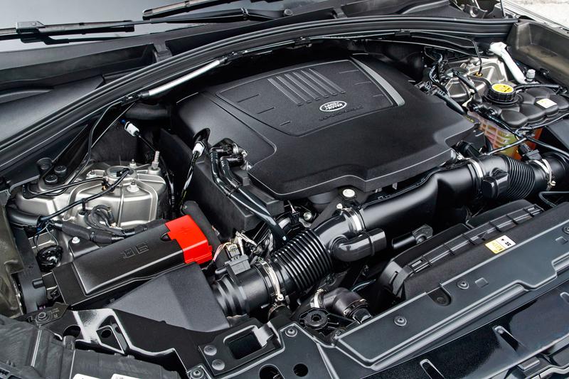 Fungují vysouvací kliky v Range Roveru Velar, i když auto obalí vrstva ledu?: - fotka 92