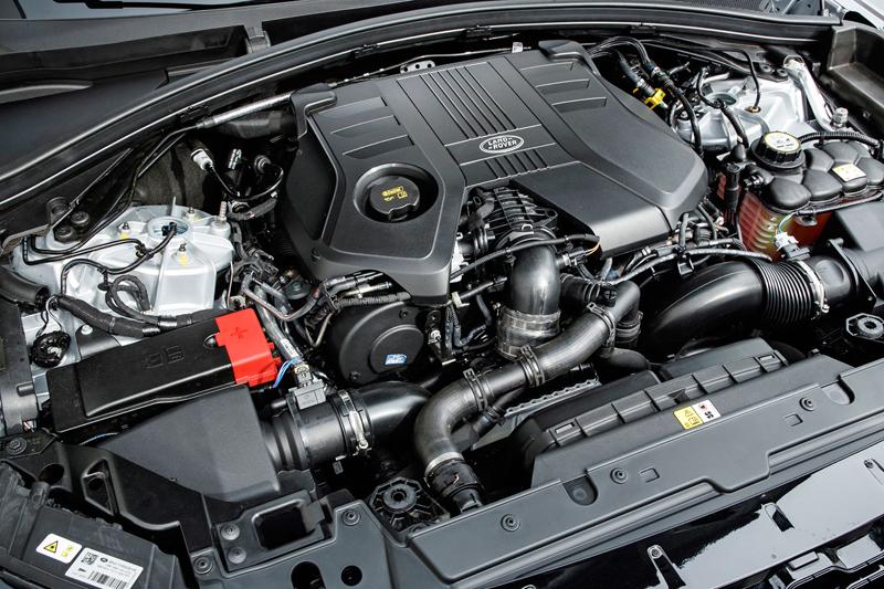 Fungují vysouvací kliky v Range Roveru Velar, i když auto obalí vrstva ledu?: - fotka 94