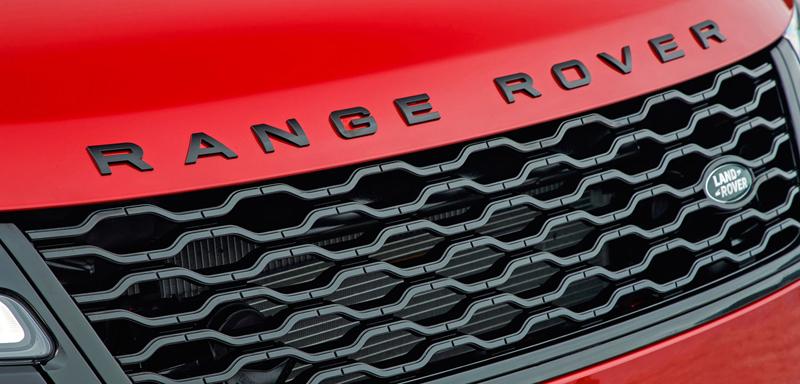 Fungují vysouvací kliky v Range Roveru Velar, i když auto obalí vrstva ledu?: - fotka 95
