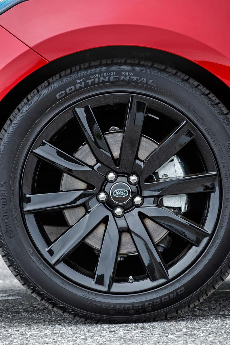 Fungují vysouvací kliky v Range Roveru Velar, i když auto obalí vrstva ledu?: - fotka 100