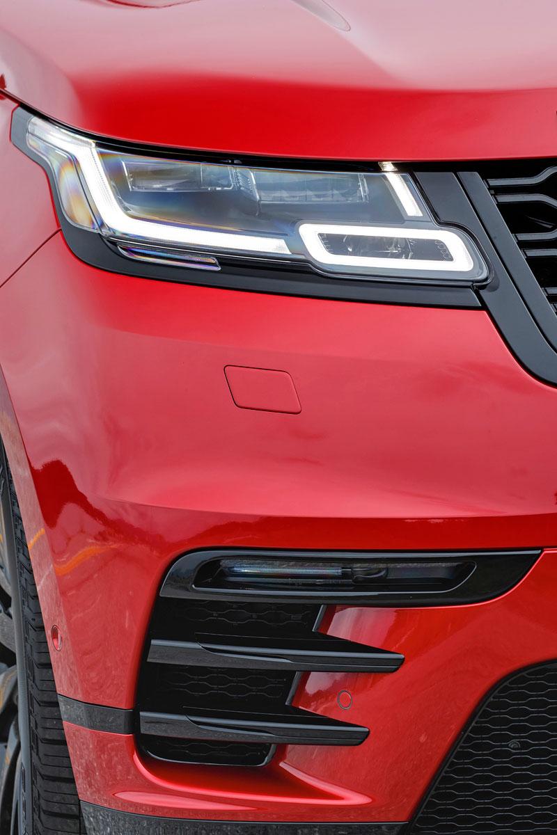 Fungují vysouvací kliky v Range Roveru Velar, i když auto obalí vrstva ledu?: - fotka 103