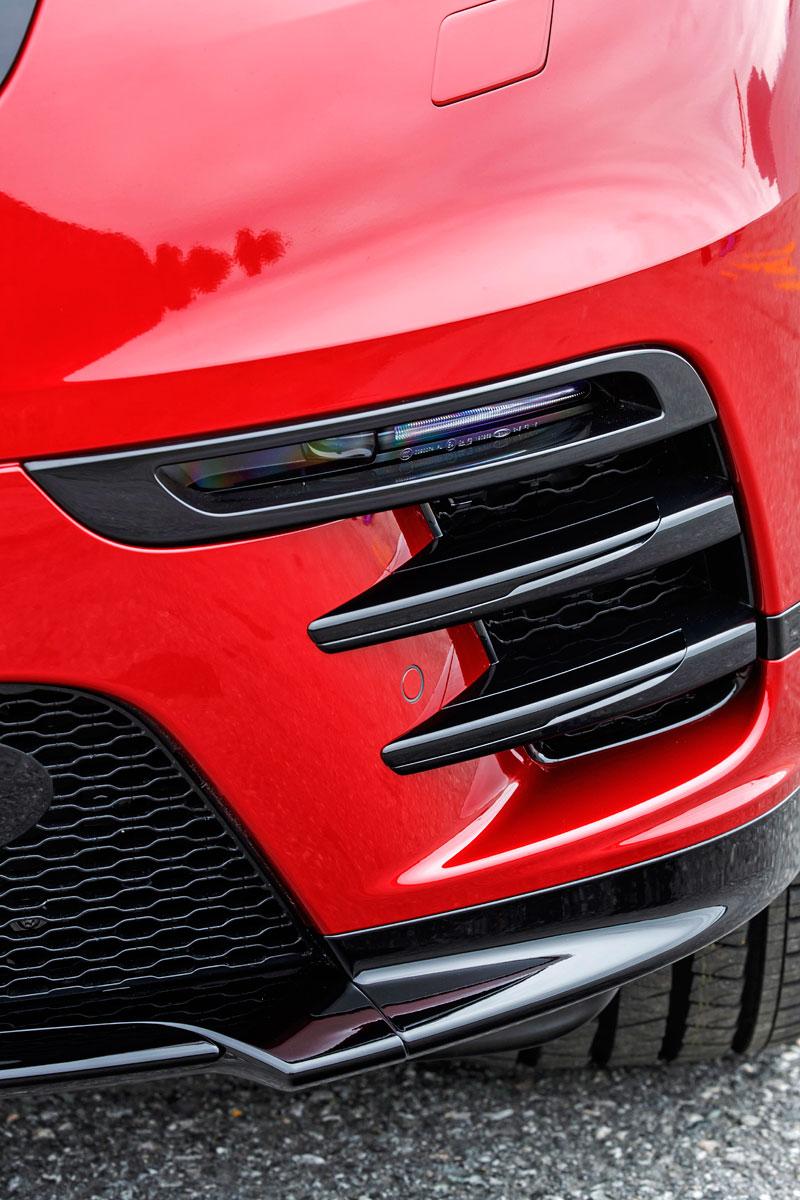 Fungují vysouvací kliky v Range Roveru Velar, i když auto obalí vrstva ledu?: - fotka 104