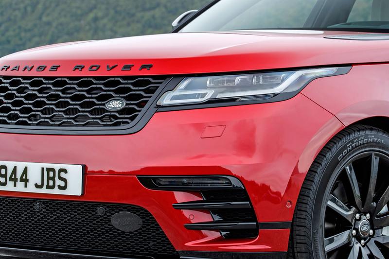 Fungují vysouvací kliky v Range Roveru Velar, i když auto obalí vrstva ledu?: - fotka 105