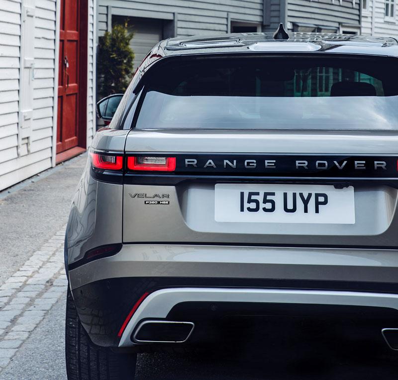 Fungují vysouvací kliky v Range Roveru Velar, i když auto obalí vrstva ledu?: - fotka 110