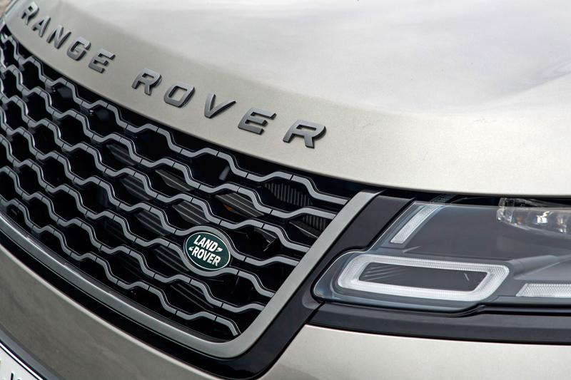 Fungují vysouvací kliky v Range Roveru Velar, i když auto obalí vrstva ledu?: - fotka 114