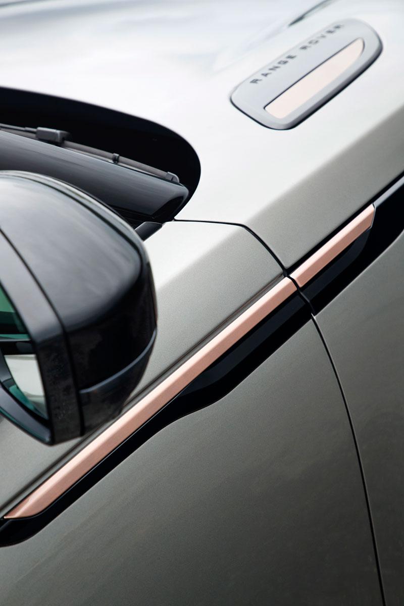 Fungují vysouvací kliky v Range Roveru Velar, i když auto obalí vrstva ledu?: - fotka 115