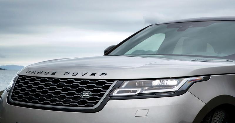 Fungují vysouvací kliky v Range Roveru Velar, i když auto obalí vrstva ledu?: - fotka 118