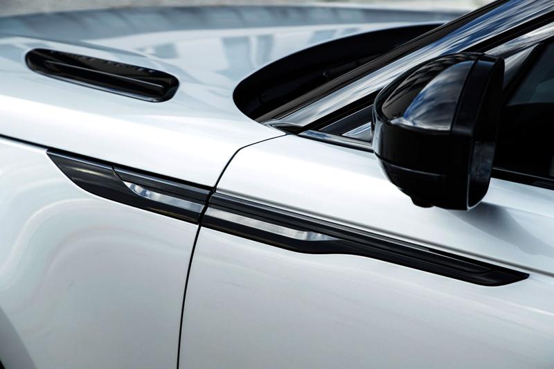 Fungují vysouvací kliky v Range Roveru Velar, i když auto obalí vrstva ledu?: - fotka 119
