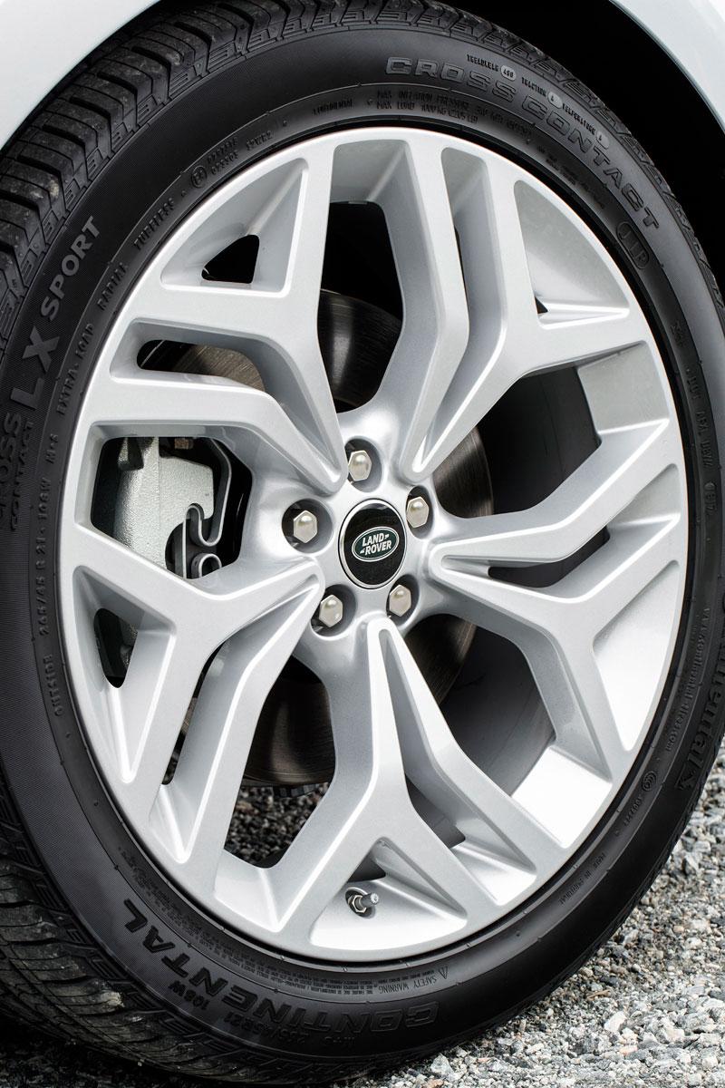 Fungují vysouvací kliky v Range Roveru Velar, i když auto obalí vrstva ledu?: - fotka 120