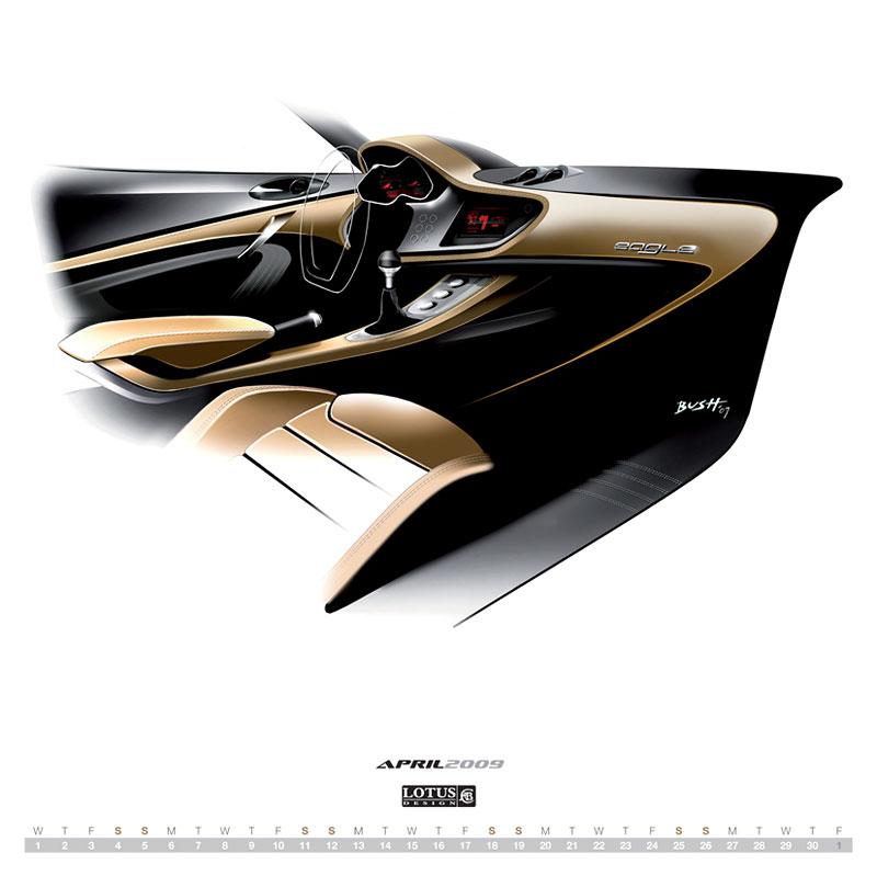 2009 Lotus Design Calendar – objednávejte přes internet: - fotka 2