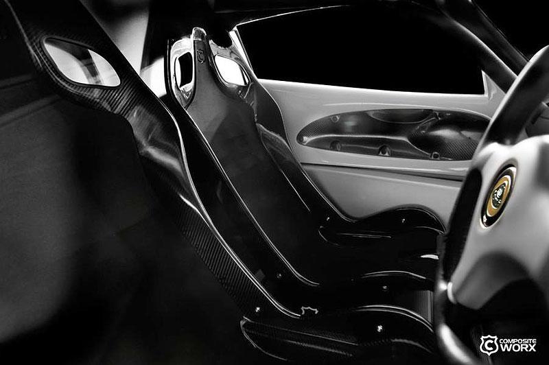 Lotus Extrema  s novinkou od Composite Worx: - fotka 1