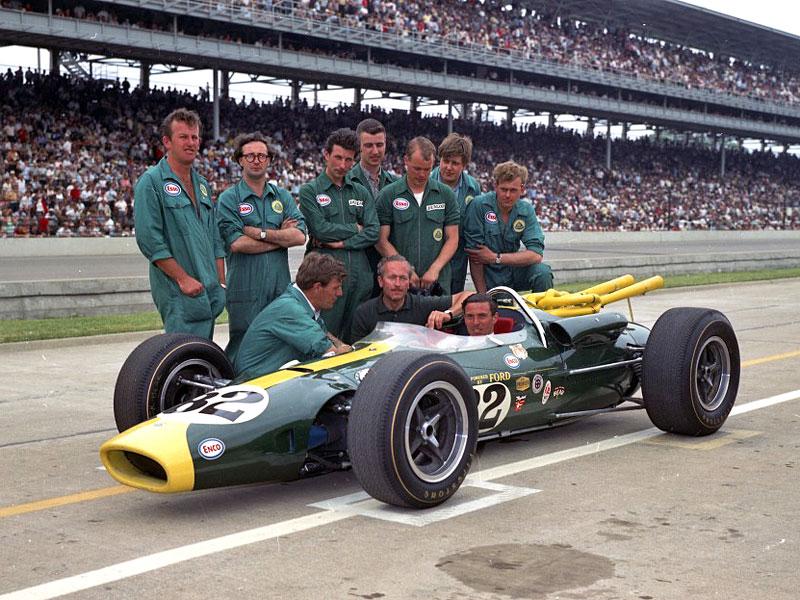 Lotus Cosworth IndyCar: návrat na místo činu: - fotka 2
