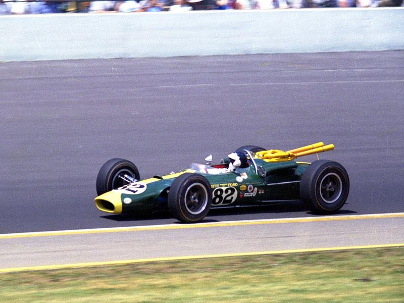 Lotus Cosworth IndyCar: návrat na místo činu: - fotka 3