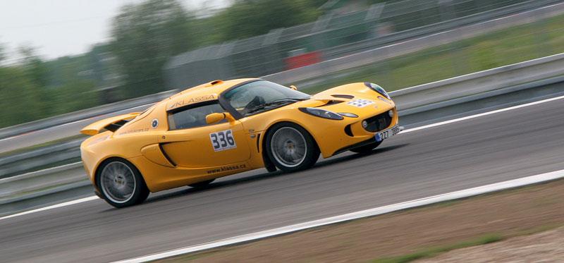 Klub sportovních aut pokřtil asfalt Automotodromu Brno: - fotka 72