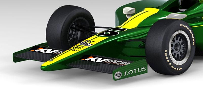 Lotus Cosworth IndyCar: návrat na místo činu: - fotka 4
