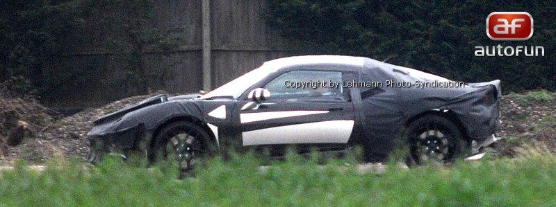 Spy Photos: Lotus Eagle: - fotka 5