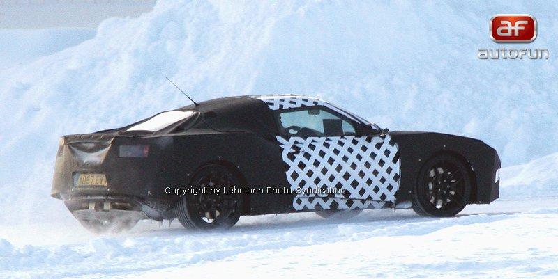Spy Photos: Lotus Eagle: - fotka 3