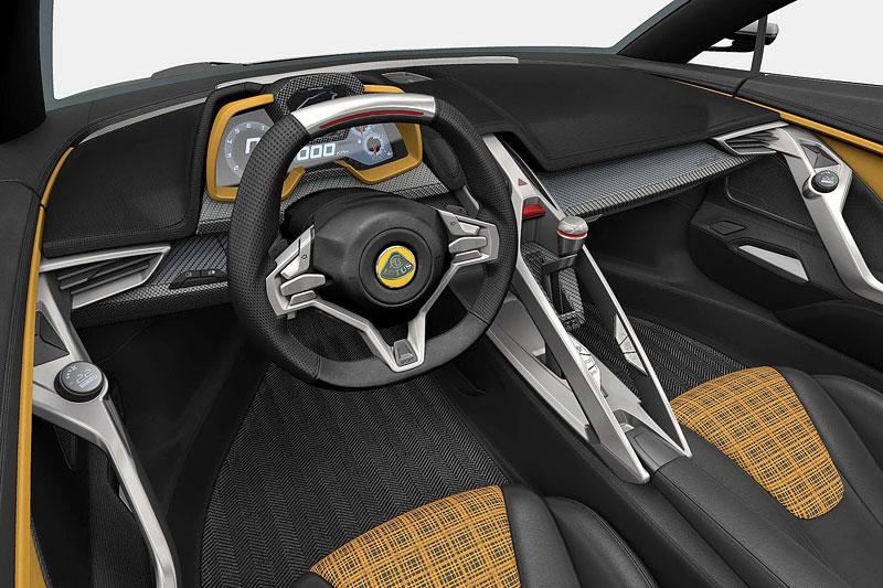 Paříž 2010: Lotus Elise - největší překvapení výstavy, díl 2.: - fotka 2