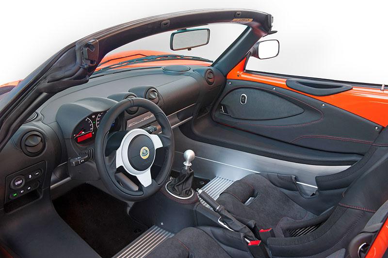 Lotus Elise Cup 250: Nejrychlejší z rodiny: - fotka 1