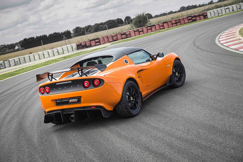 Lotus Elise Race 250: Závodníkem snadno a rychle: - fotka 3
