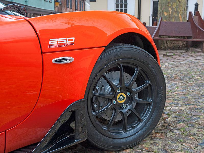 Lotus Elise Cup 250: Nejrychlejší z rodiny: - fotka 5