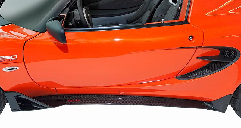 Lotus Elise Cup 250: Nejrychlejší z rodiny: - fotka 7