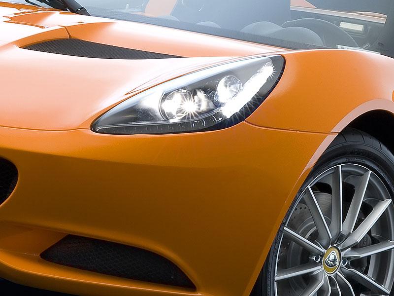 Chystá Lotus šestiválec i do modelů Elise a Exige?: - fotka 13