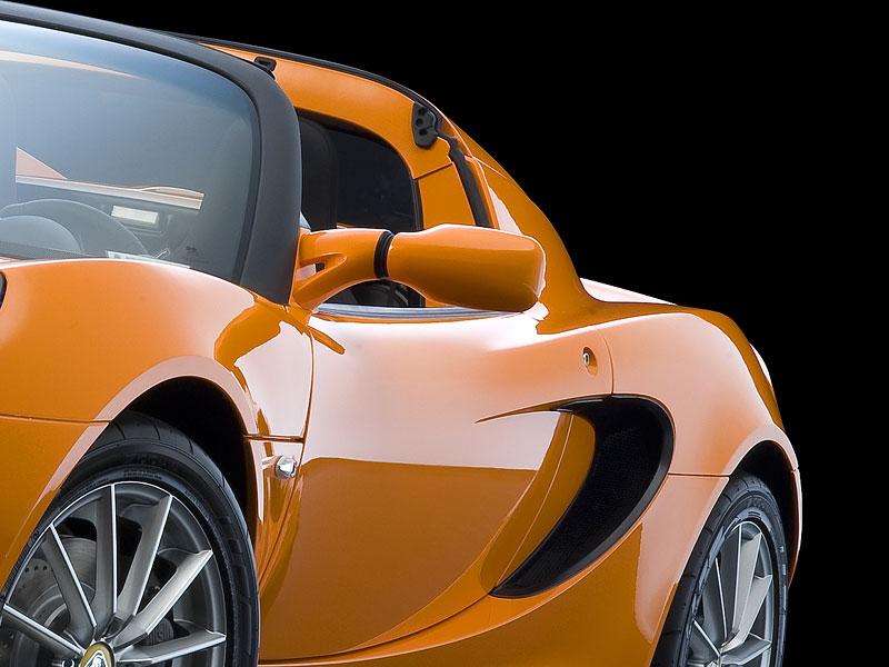 Chystá Lotus šestiválec i do modelů Elise a Exige?: - fotka 14