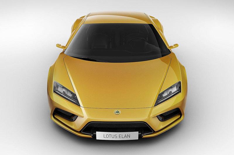 Paříž 2010: Lotus Elan - největší překvapení výstavy, díl 3.: - fotka 4