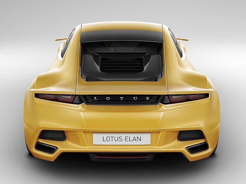 Lotus Elan: odložen na rok 2016: - fotka 8