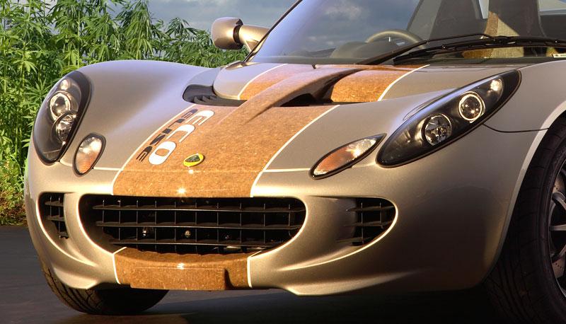 Lotus Eco Elise Concept - cannabis nejen pro narkomany: - fotka 7