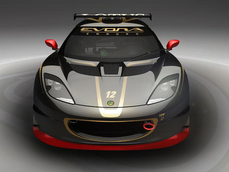 Ženeva 2011: Lotus Evora Enduro GT Concept: - fotka 4