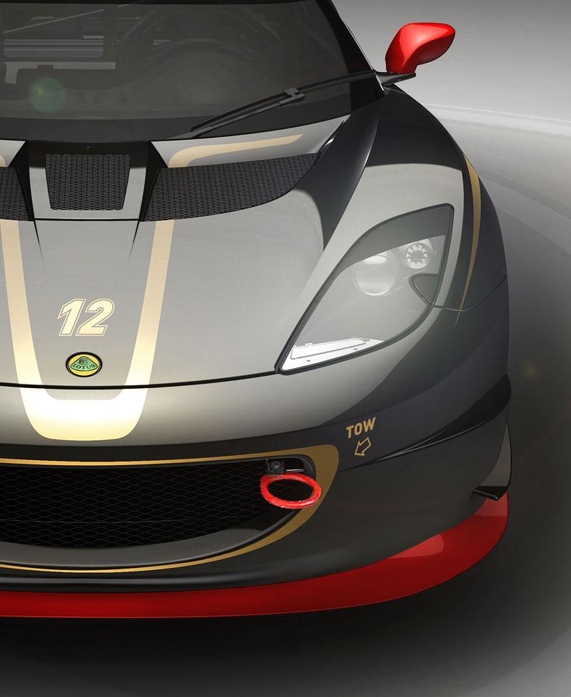 Ženeva 2011: Lotus Evora Enduro GT Concept: - fotka 8